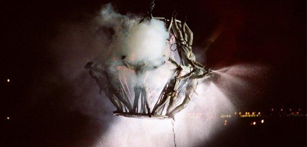 Prometheus Awakes - Incredible Free Show by Graeae & La Fura dels Baus