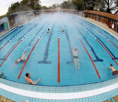 London fields lido to do list for Outdoor pool london