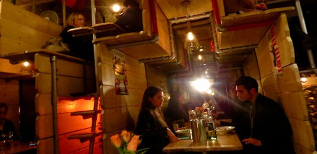 Eating Out In December A Guide To Offbeat London Restaurants
