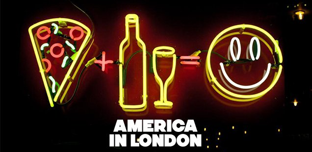 America in London - Superbowl, Burgers, Diners, Corndogs, Bowling & More - Updated 2015