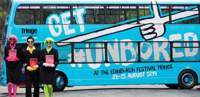 All of our Edinburgh Fringe Reviews - UPDATED 1st September 2014