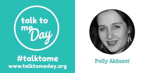 Interview: Polly Akhurst, Co-founder of Talk to Me Day
