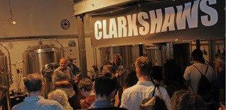 Clarkshaws Brewery First Birthday Party