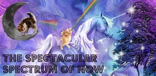 The Spectacular Spectrum of Now