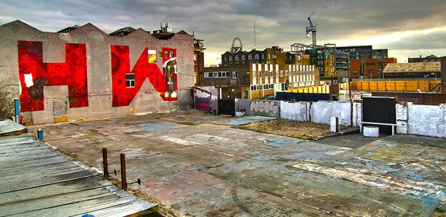 Hackney Wick To Do List