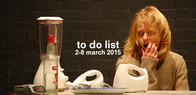 Unusual Things To Do in London This Week   2-8 March 2015