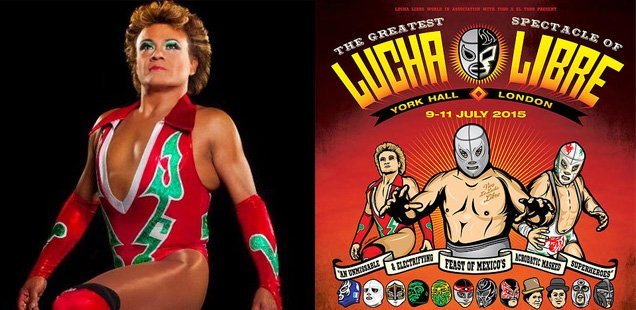 Exclusive Interview with Lucha Libre Royalty: Cassandro