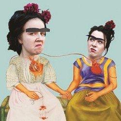 Frida Kahlo of Penge West