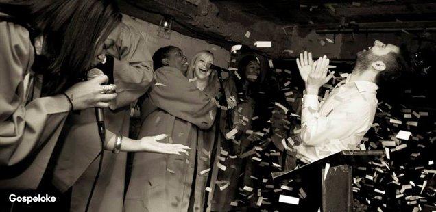 SING-A-LONG! London's best karaoke parties & singing events