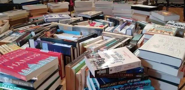 Amnesty Book Sale