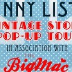 Skinny Lister - Free popup kneesup at our fave vintage shop Hunky Dory