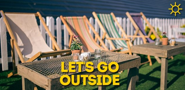 UPDATED! Now with 28 Places to Drink Outside in London This Summer!