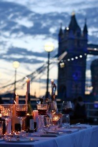 Butlers wharf blackout candlelit dining by the river part of the thames festival dd londons butlers wharf restaurant collective butlers wharf chophouse le pont de la tour cantina del ponte and blueprint caf malvernweather Gallery