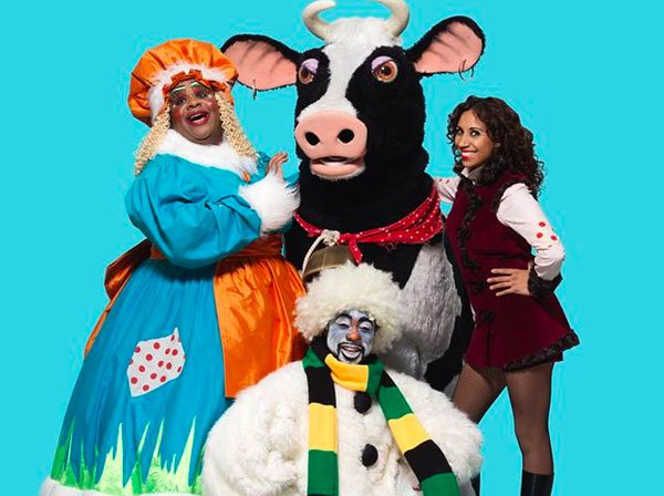 Jack and The Beanstalk - Hackney Empire - London Christmas Shows