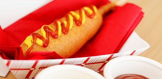 Where Can I Get A Corn Dog In London