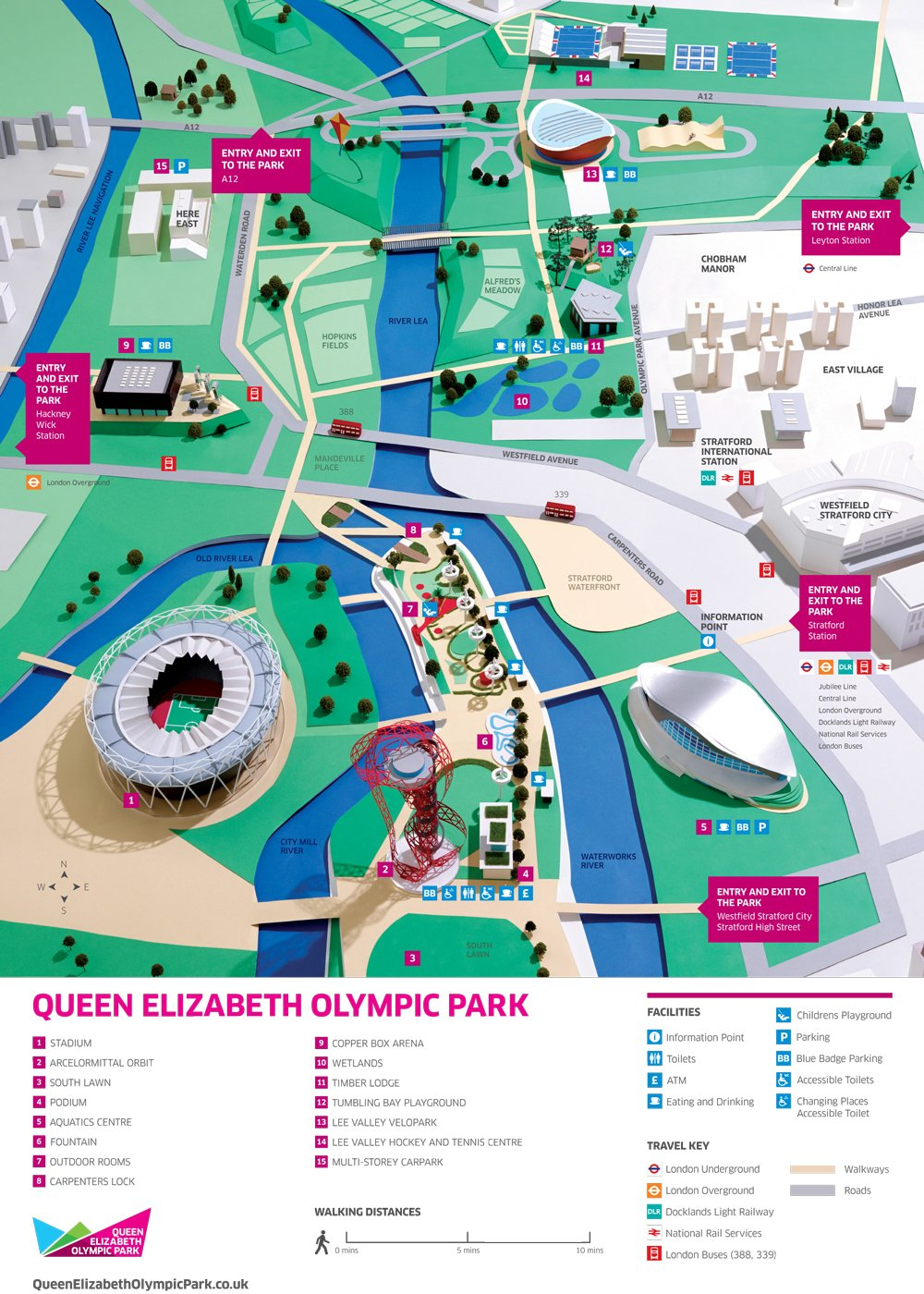 And The Hockey Tennis Centre Promises Well Oh Copper Box Arena Will Host Sporting Cultural Events Aplenty