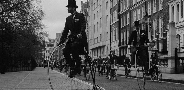 The Tweed Run is coming back to London