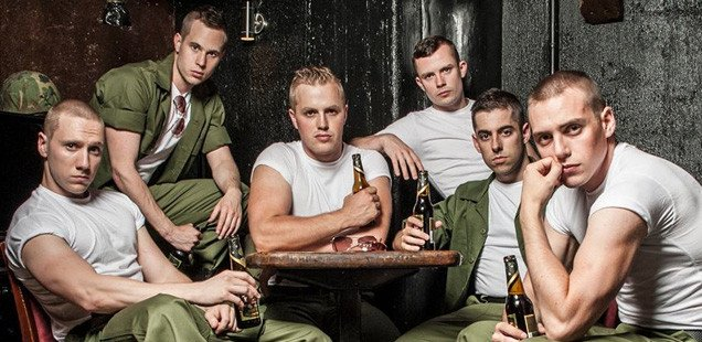 ★★★★ Dogfight at Southwark Playhouse