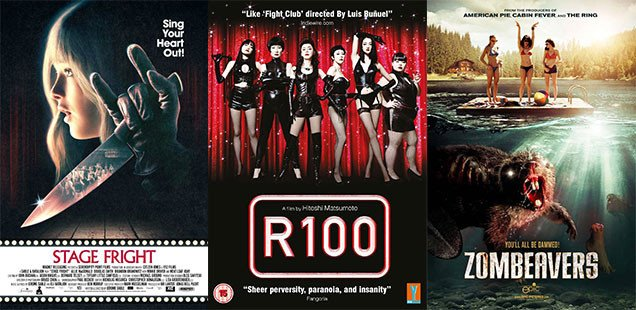 Beyond Parody >> 5 Awesome Movies at Film4 Frightfest - To Do List