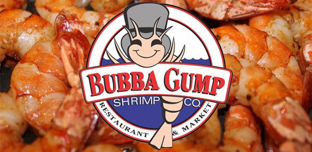 Shrimp Lovers Rejoice  Bubba Gump Arrives in London  To