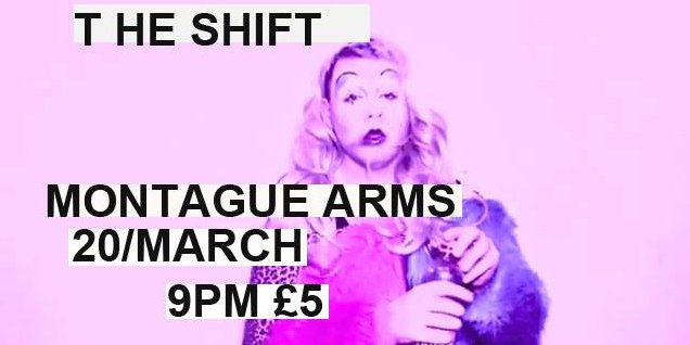 The Shift | Unusual Things To Do in London, 16-22 March 2015