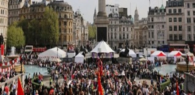 The Feast of St George   Unusual Things To Do in London, 20-26 April