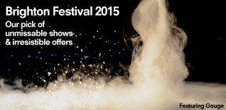 Brighton Festival 2015