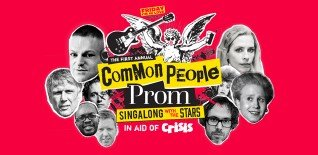 Raise Money for CRISIS at the Common People Prom | 15 September