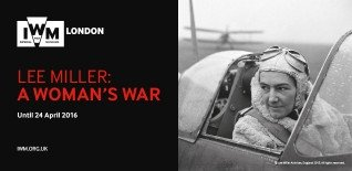 WIN TICKETS TO SEE LEE MILLER: A WOMAN'S WAR AT IWM LONDON