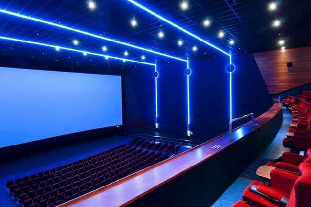 Cineworld O2 Superscreen