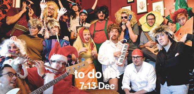 Unusual Things To Do In London This Week | 7-13 Dec