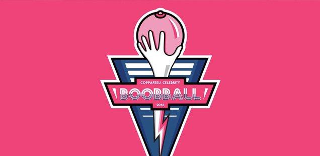Coppafeel Celbrity Boob Ball