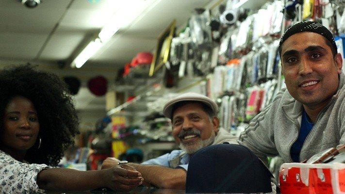 Local Shopkeepers on Rye Lane