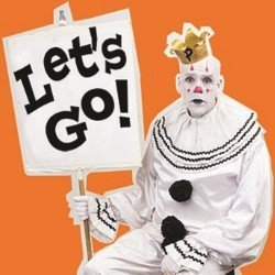 Puddles Pity Party: Let's Go!