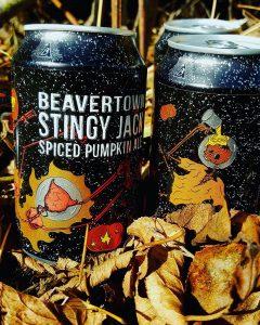 Beavertown Brewery - Stingy Jack Spiced Pumpkin Ale