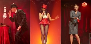 ★★★★★ La Soirée - Still Unmissable, Still The Best Show In Town!