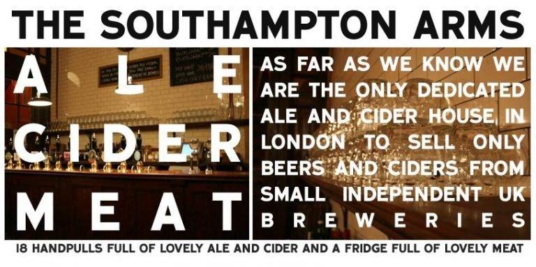 The Southampton Arms