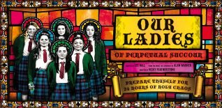 #WinTickets to see 'Our Ladies of Perpetual Succour' in the West End