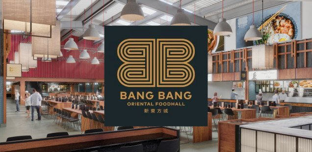 Bang Bang Oriental Foodhall: London's Biggest Asian Foodhall Open Now