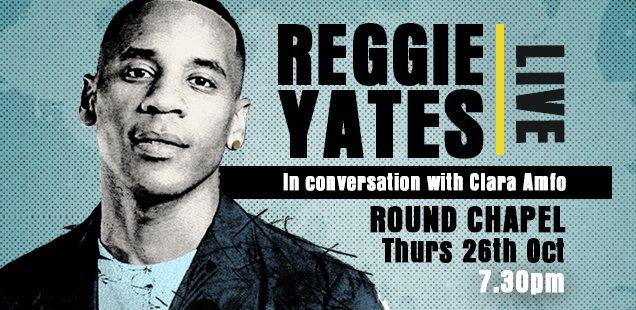Unseen: Reggie Yates in Conversation