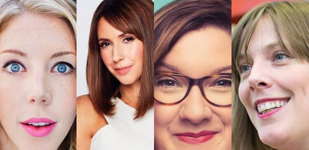 ★★★★ In Conversation with Standard Issue w/ Sarah Millican, Alex Jones, Katherine Ryan and Mickey Noonan