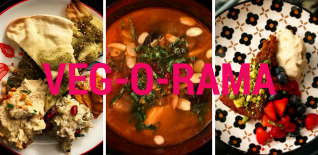 To Do List Goes Veggie! Vegan and Vegetarian Food in London