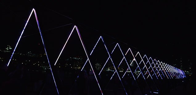 Rediscover the city with Lumiere London