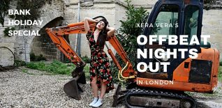 XERA VERA's Unmissable London Clubs - 29 March-2 April 2018