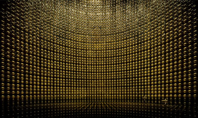 Kamiokande by Andreas Gursky