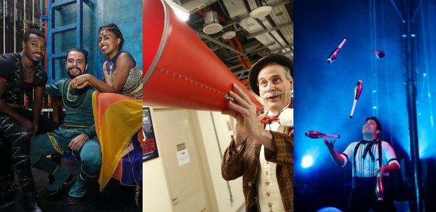 Interview: Circus 1903 ringmaster David Williamson ahead of Southbank Centre run