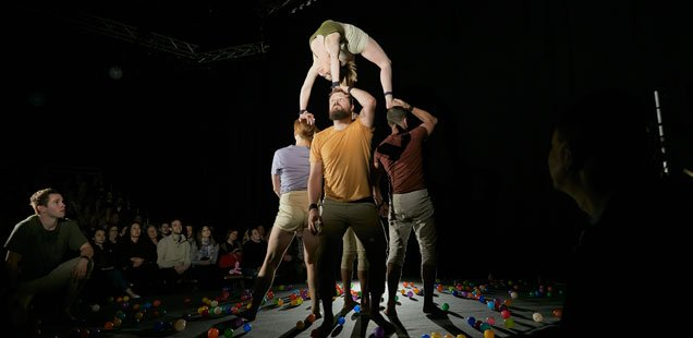 ★★★★★ A Simple Space at Underbelly Festival Southbank