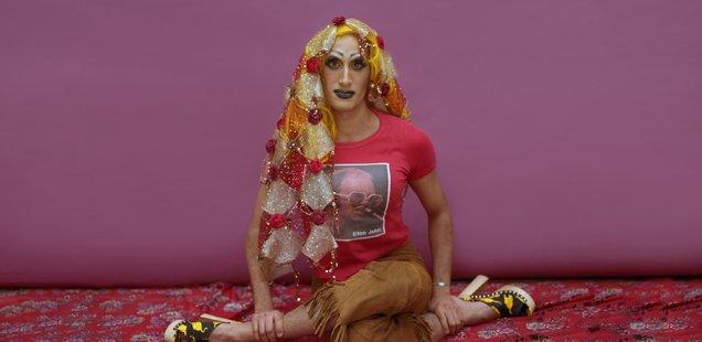 Interview: Amrou Al-Kadhi - 'Professional Unicorn. Queer Iraqi non-binary Brit'