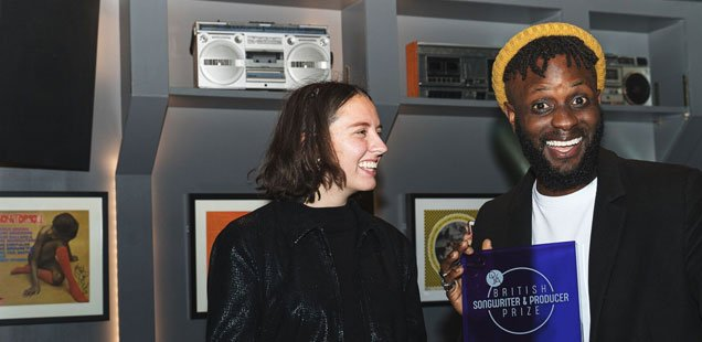 Interview: Feranmi Oguns aka Fez - Music Producer and Winner of Drake YolanDa – British Producer and Songwriter Prize 2019